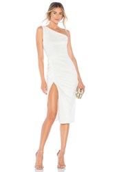 Katie May New Age Dress White