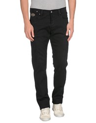 Chiribiri Trousers Casual Trousers Men Black