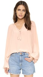 Ramy Brook Paris Blouse Blush