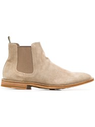 Officine Creative Steple Boots Neutrals