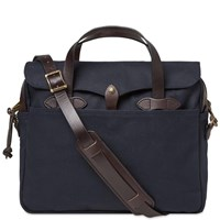 Filson Original Briefcase Blue