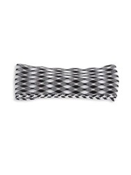 Missoni Knit Headband Black White