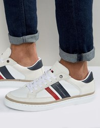 Tommy Hilfiger Maze Trainers White