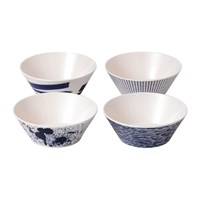 Royal Doulton Pacific Cereal Bowl Set Of 4