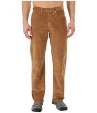 Mountain Khakis Canyon Cord Pants Ranch Men's Casual Pants Brown