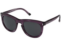 Dolce And Gabbana 0Dg4281 Striped Violet Grey