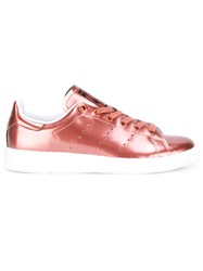 Adidas Stan Smith Boost Sneakers Pink Purple
