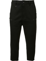 Publish Cropped Pants Black