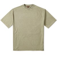 Yeezy Season 3 Heavy Knit Tee Green