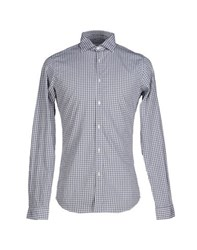 Robert Friedman Shirts Shirts Men Grey
