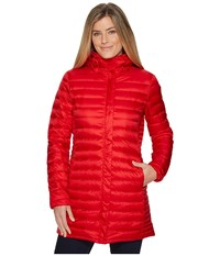 Bogner Fire And Ice Tanja D Coral Red Coat