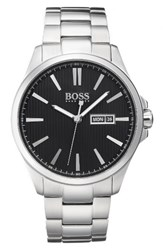 Boss The James Bracelet Watch 42Mm