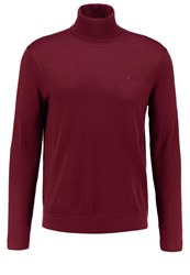 Ck Calvin Klein Spike Jumper Red