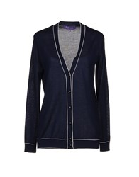 Ralph Lauren Collection Cardigans Dark Blue