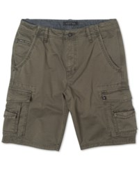 Rip Curl Men's Trail Cargo Shorts Green