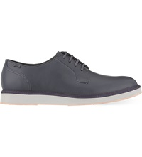 Camper Magnus Wedge Derby Shoes Pale Blue