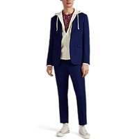 Paul Smith Kensington Wool Two Button Suit Blue