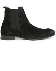 Selected Black Annick Suede Boots