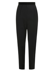 Dolce And Gabbana Side Stripe Tuxedo Trousers