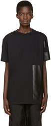 Hood By Air Black Soul T Shirt