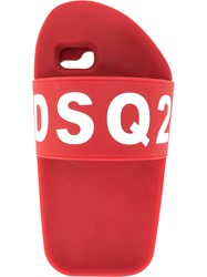Dsquared2 Slipper Iphone 6 7 Plus Case