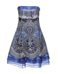 John Richmond Dresses Short Dresses Women Dark Blue