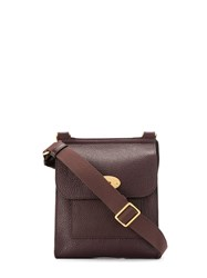 Mulberry Small Antony Shoulder Bag Brown