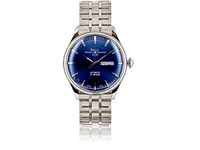Ball Watch Men's Trainmaster Eternity Blue