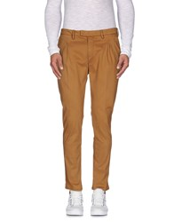 Haikure Trousers Casual Trousers Men Brown