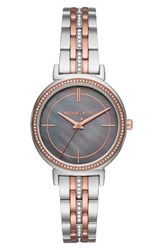 Michael Michael Kors Women's Cinthia Bracelet Watch 33Mm