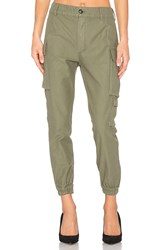 Etienne Marcel Military Cargo Pant Olive