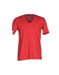 Roberto Collina Topwear T Shirts Men Black