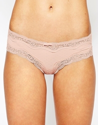Oysho Peach Spot Brief