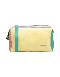 Ebarrito Handbags Light Yellow
