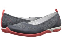 Merrell Ceylon Ballet Monument Red Women's Slip On Shoes Gray