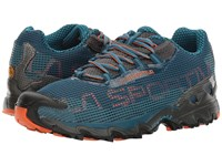 La Sportiva Wildcat Ocean Flame Men's Running Shoes Blue