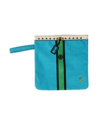Roberta Di Camerino Small Leather Goods Pouches Women Deep Jade
