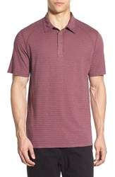Men's Gramicci 'Drake' Stripe Polo
