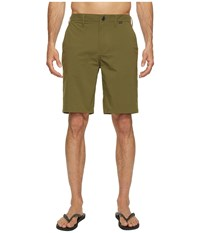Hurley Dri Fit Chino Walkshort Faded Olive Men's Shorts
