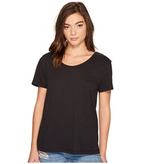 Roxy Just Simple Solid Tee Anthracite Women's T Shirt Pewter