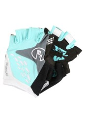 Roeckl Sports Daito Fingerless Gloves Turquoise