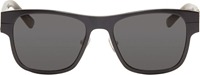 3.1 Phillip Lim Black And Tortoise Sunglasses