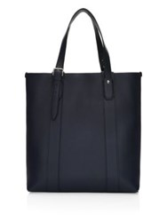 Dunhill Hampstead North South Leather Tote No Color