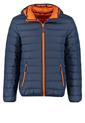 Your Turn Down Jacket Dark Blue