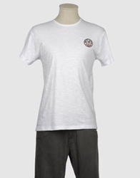 Europann Short Sleeve T Shirts White