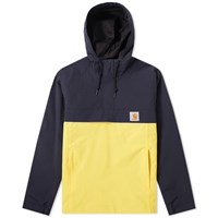 Carhartt Nimbus Two Tone Pullover Jacket Yellow