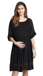 Hatch The Lucia Dress Black