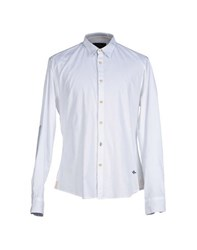 Dekker Shirts Shirts Men White