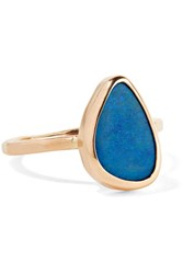 Melissa Joy Manning 14 Karat Gold Opal Ring 6