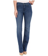 Nydj Marilyn Straight Jeans In Yucca Valley Yucca Valley Women's Jeans Blue